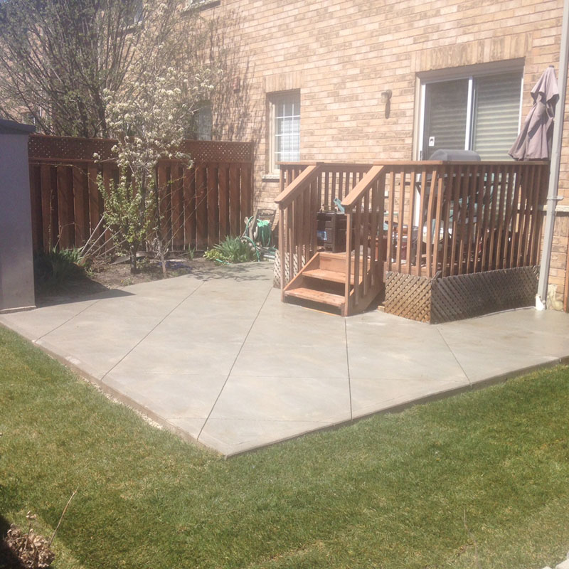 See More Of Our Backyard Patio ...