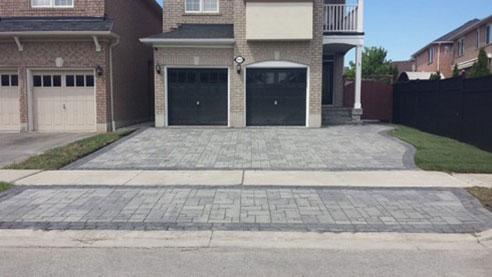 Removal of Driveway