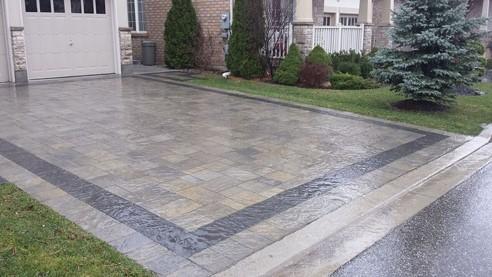 Benefits Of Interlock Versus Asphalt Driveways Markstone